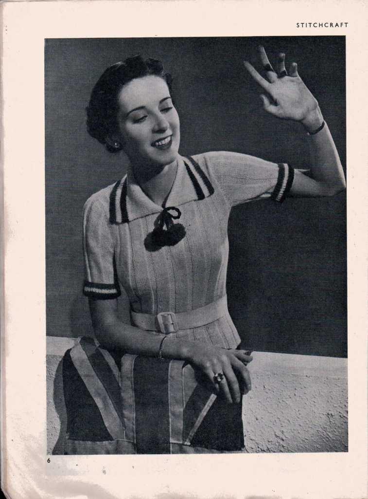 Stitchcraft May 1937