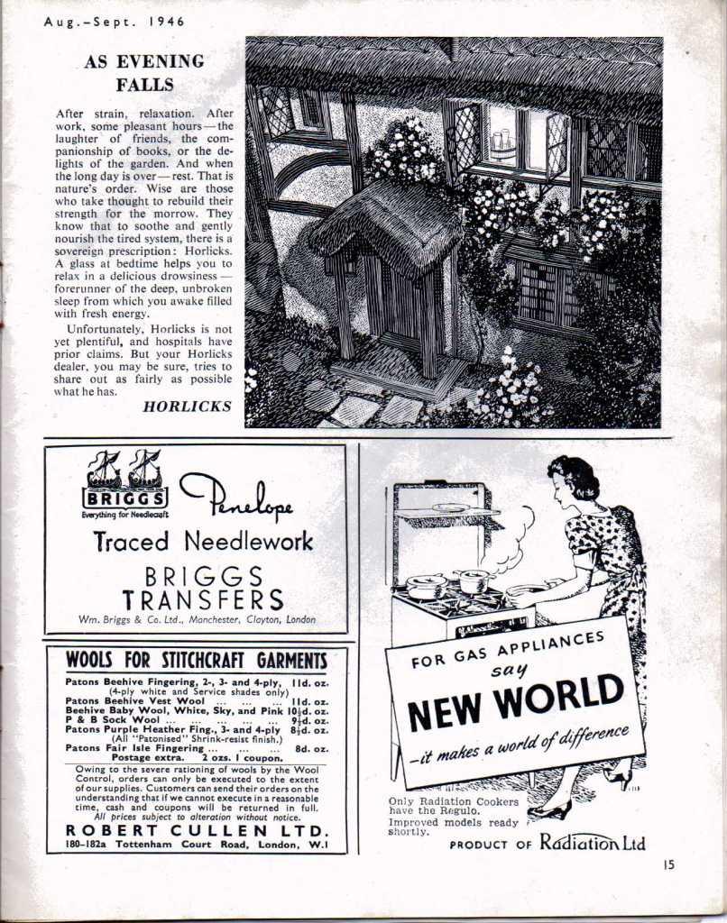 Stitchcraft Aug 194614