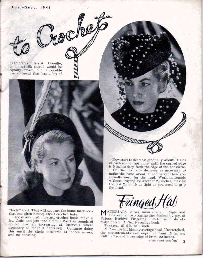 Stitchcraft Aug 19462