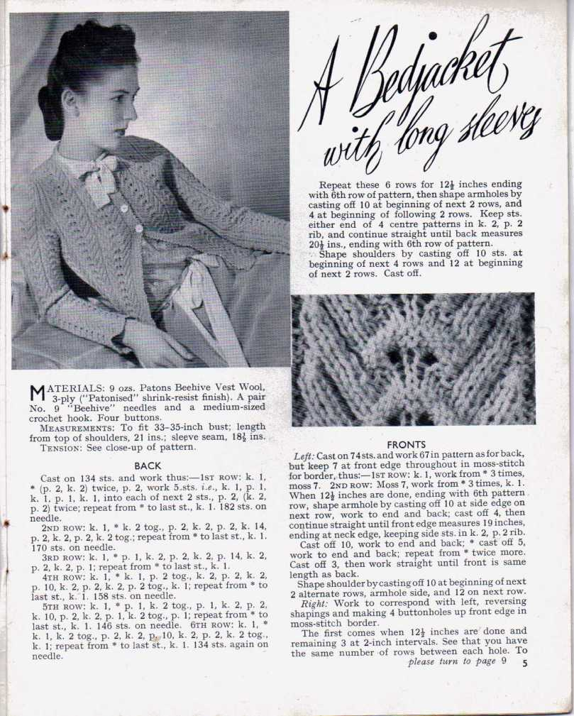 Stitchcraft Aug 19464