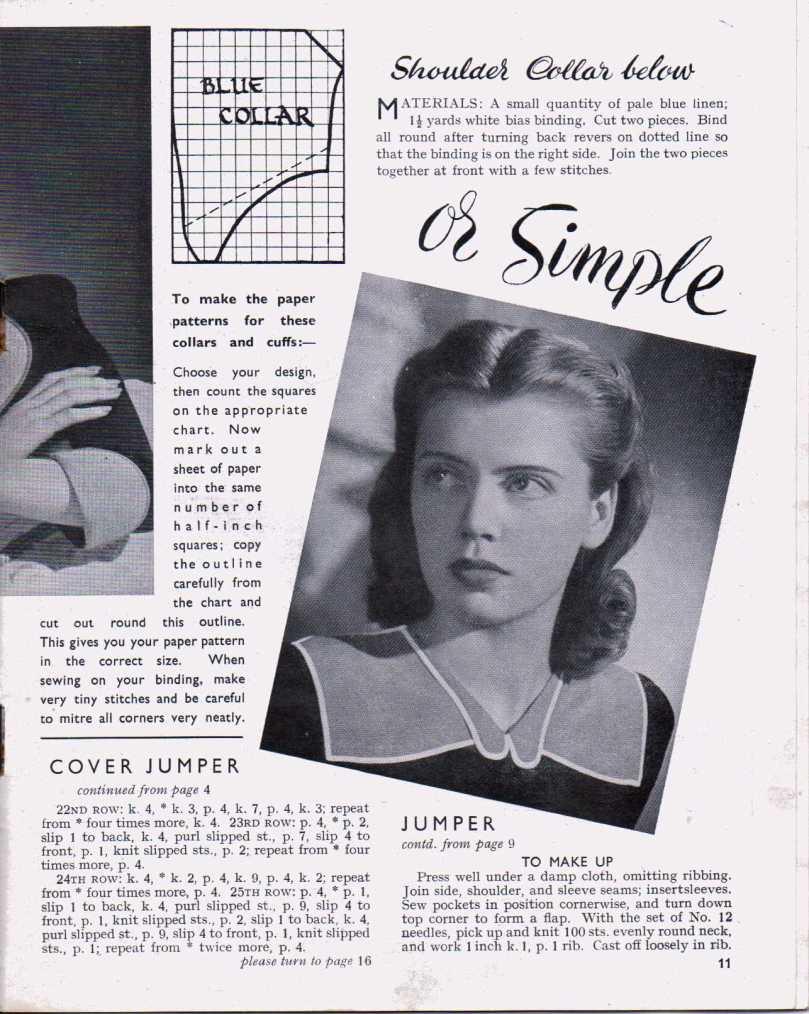 Stitchcraft April 194710