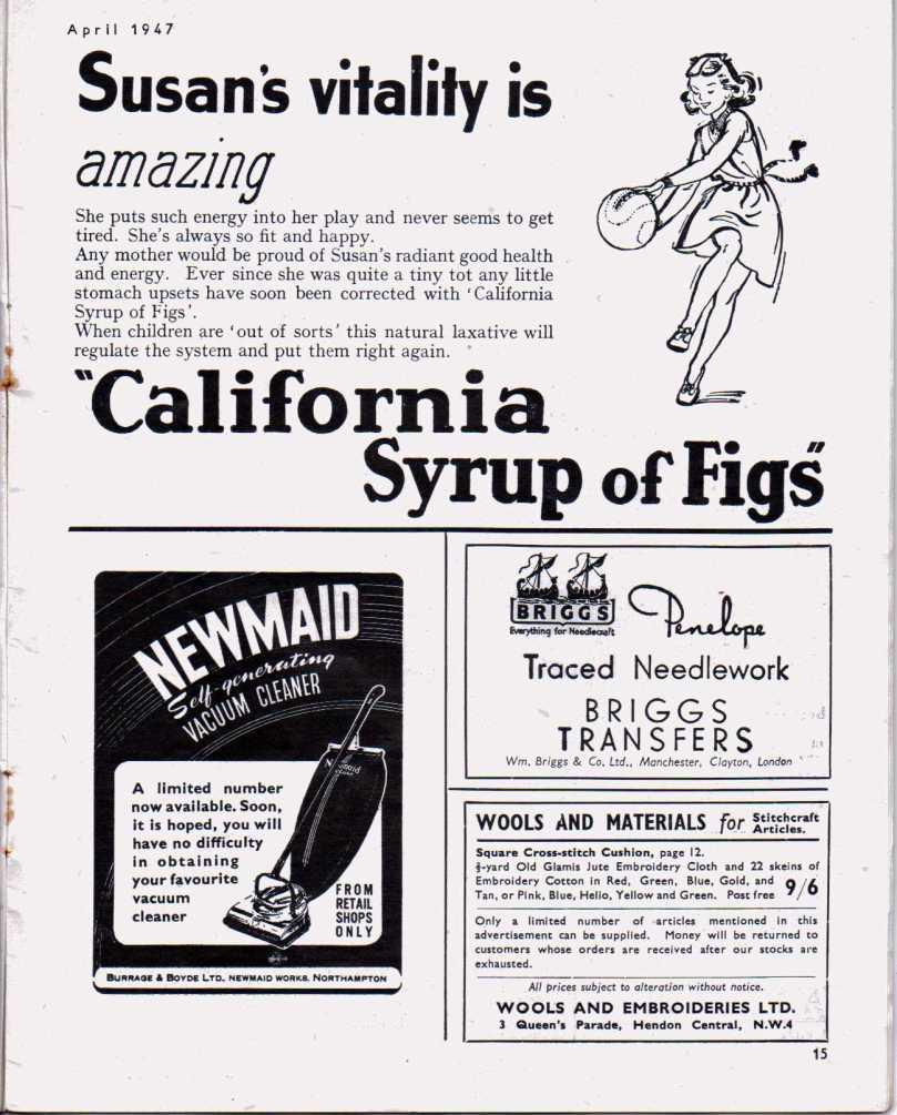 Stitchcraft April 194715