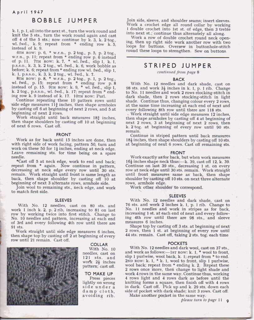 Stitchcraft April 19478