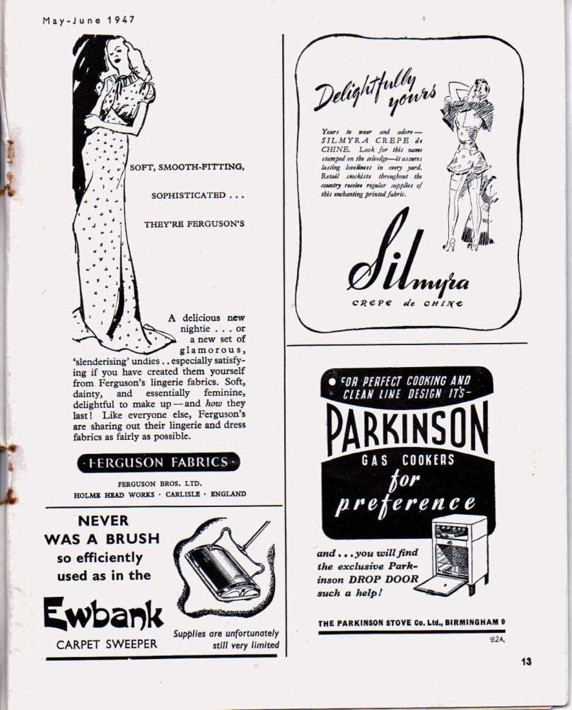Stitchcraft May 194712