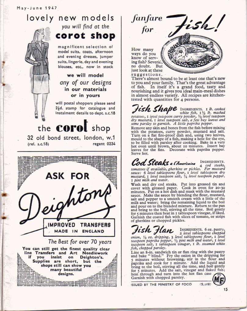 Stitchcraft May 194714