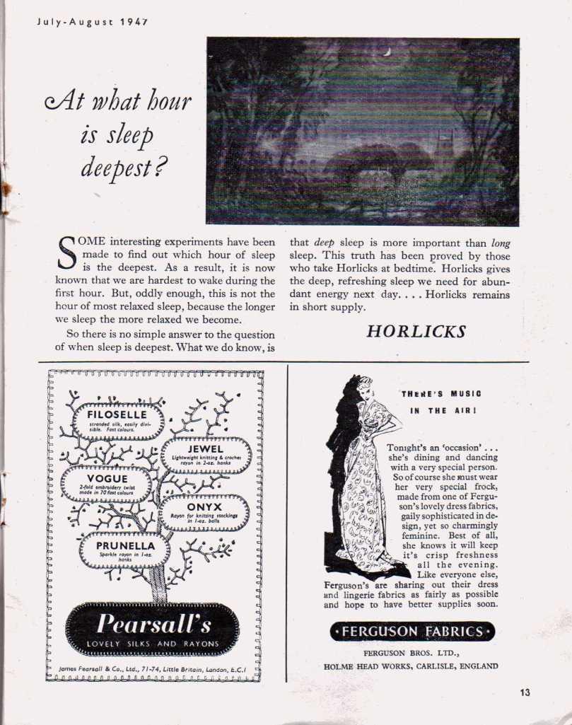 Stitchcraft August 194712