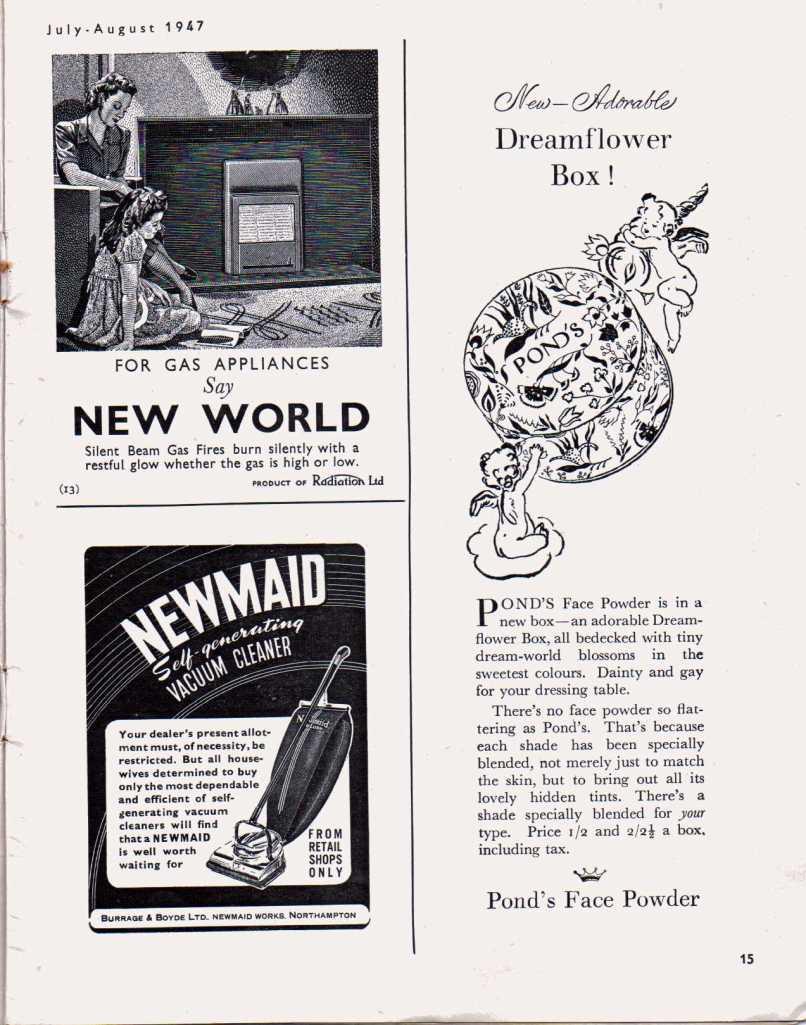 Stitchcraft August 194714