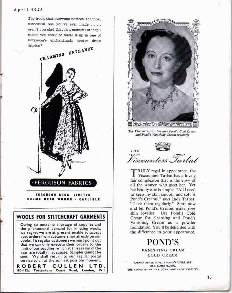 Stitchcraft April 1947 12