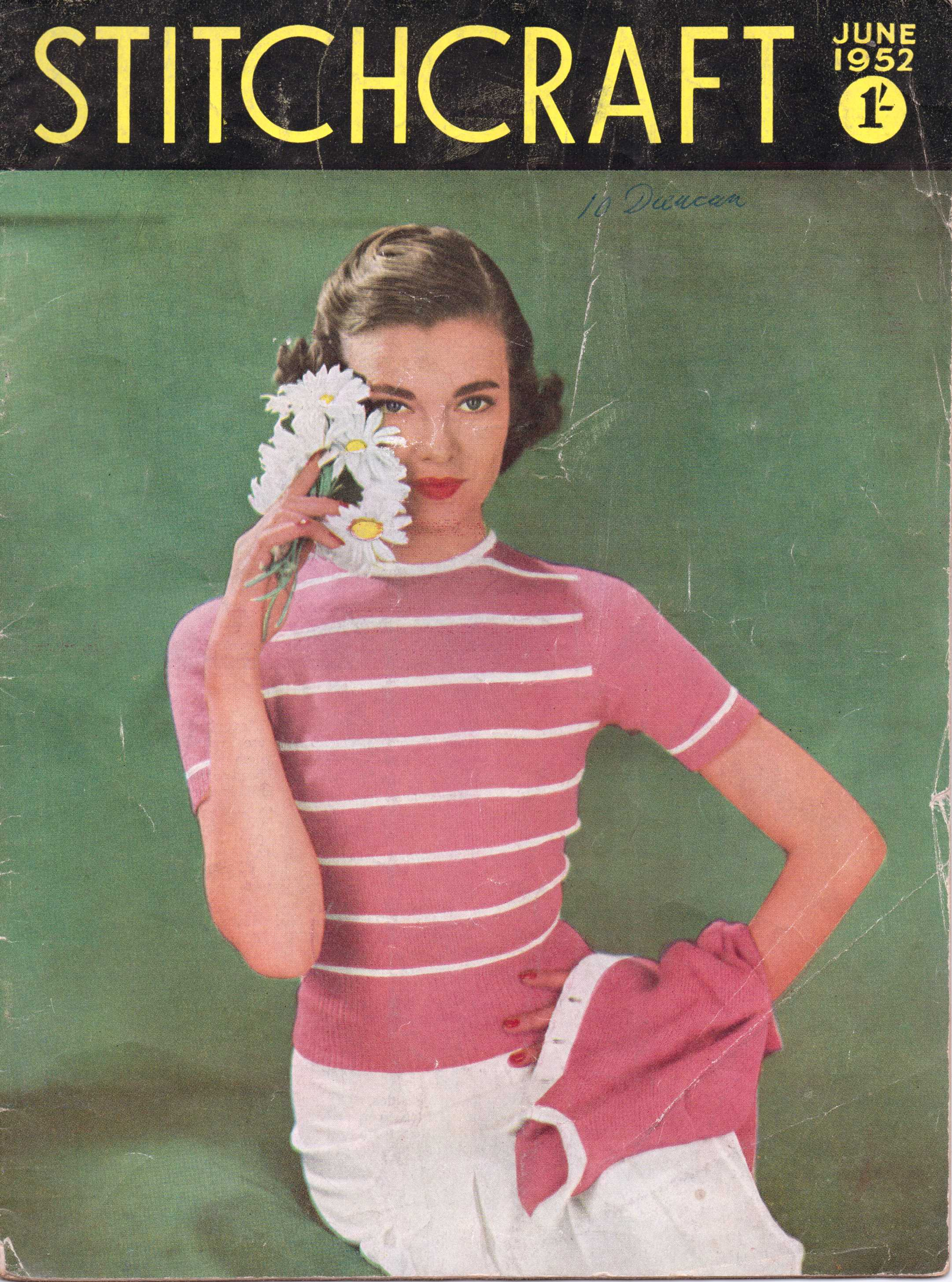 Patterns from 1950s – The Sunny Stitcher