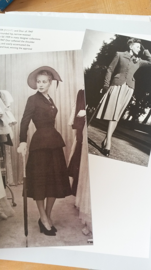 From Forties Fashion by Jonathon Walford