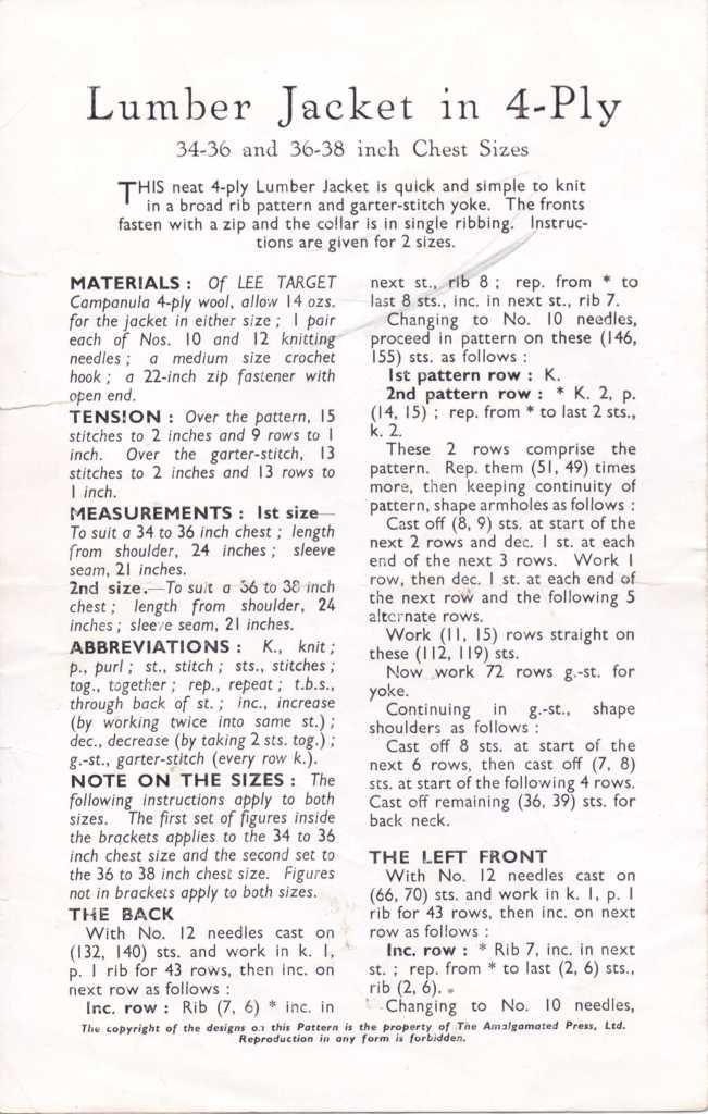 eda78fbc95a7 cheaper 905fb 6312c bestway 1979 free knitting pattern mens ...