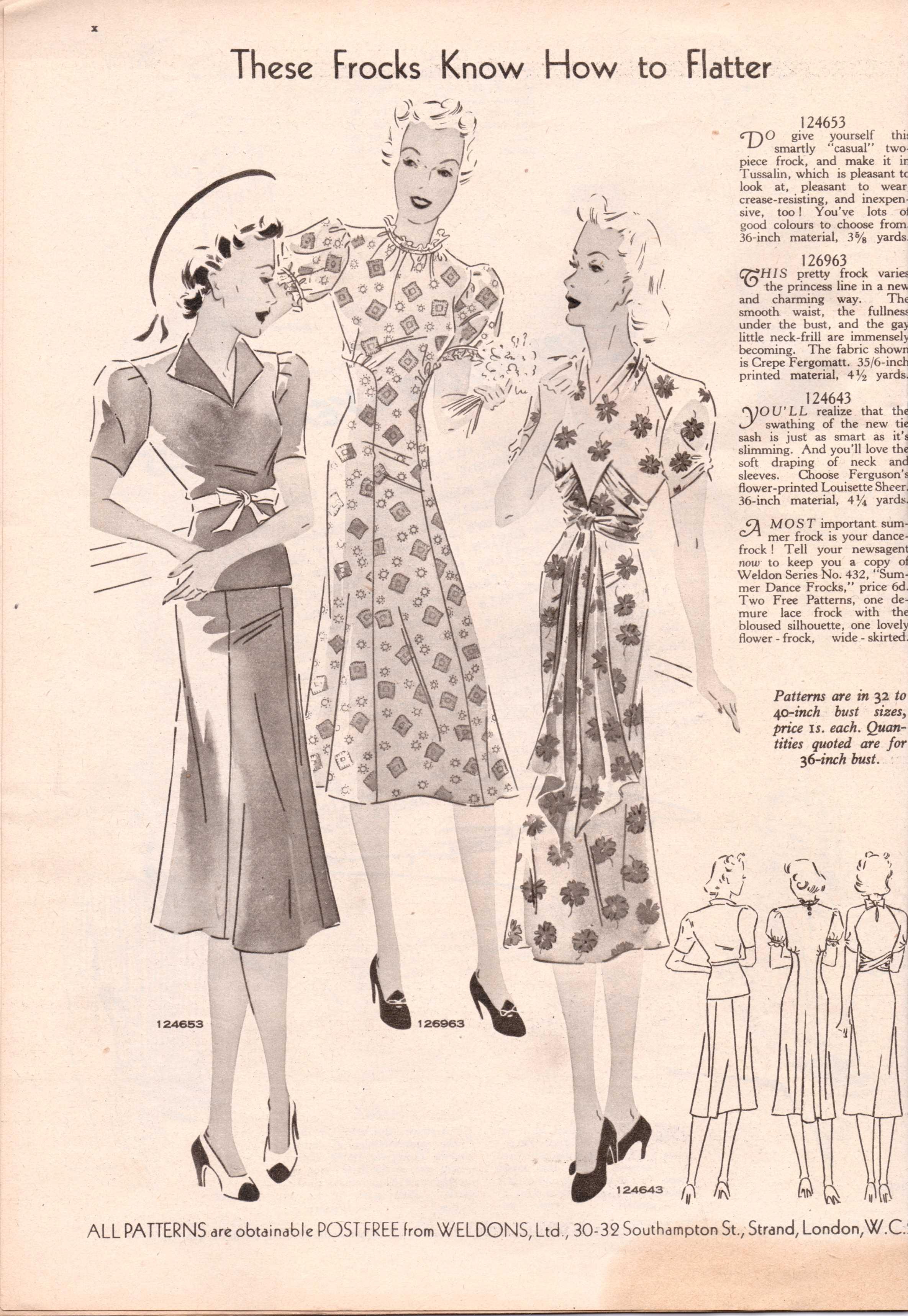 Cute 1938 vintage