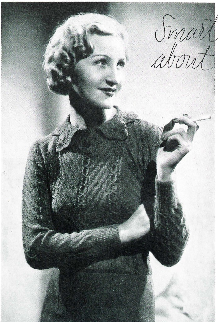 Free Vintage Knitting Patterns Page 3 The Sunny Stitcher