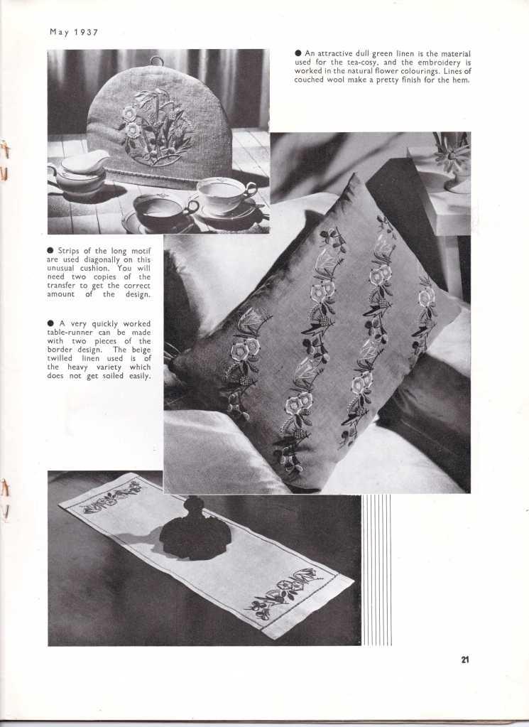 Stitchcraft May 193722