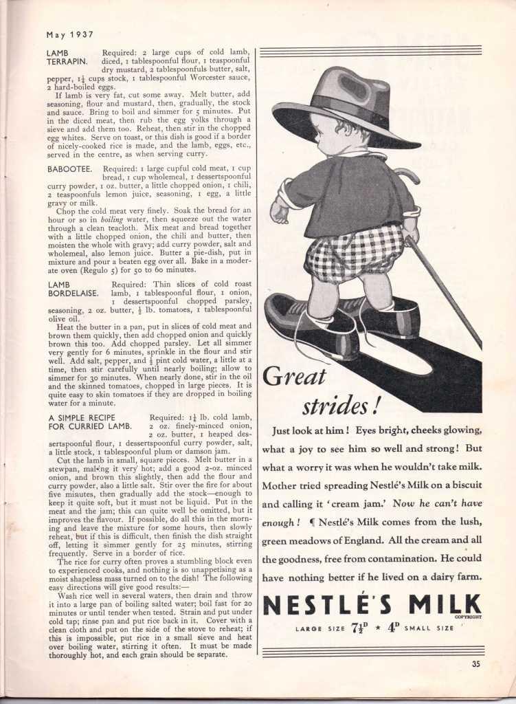 Stitchcraft May 193736