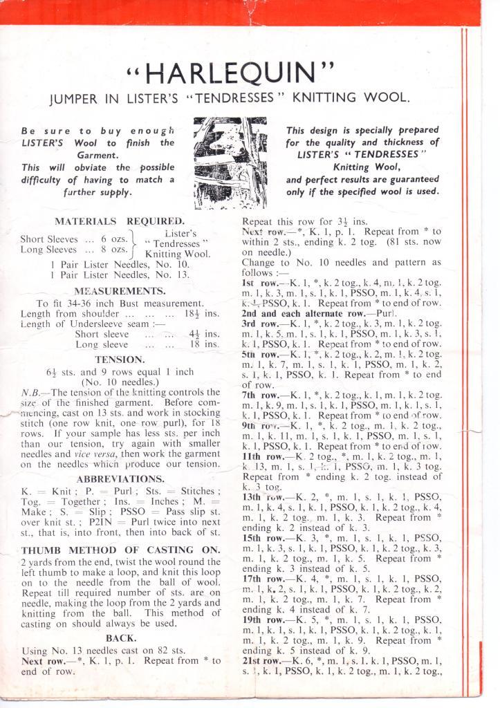 Harlequin free thirties knitting pattern 34-36 inch bust.jpeg