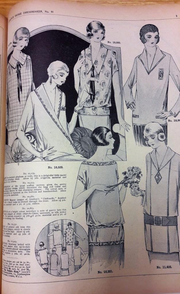Leach's Home Dressmaker 1925