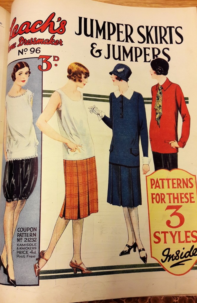 Issue 96 Leach's Home Dressmaker 1925